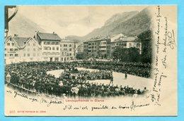 Landsgemeinde In Glarus 1901 - GL Glaris
