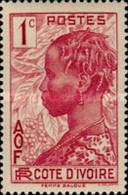 UN-USED STAMPS Ivory-Coast - The Ivory Coast   -1936 - Côte D'Ivoire (1960-...)