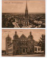 Speyer - Gedächtniskirche Und Museum, Kleinformat - Speyer