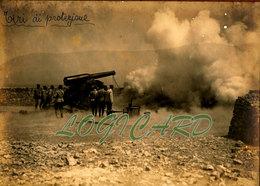 LIBIA TOBRUK - TIRI DI PROTEZIONE 1913 - Guerra, Militari