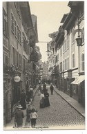 LUZERN-Weggisgasse...  Animé - LU Luzern