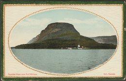 Thunder Cape Near Fort William, Ontario, C.1905-10 - Valentine's Postcard - Ontario