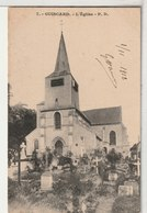 60 - GUISCARD - L'Eglise - Guiscard