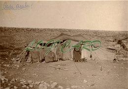 LIBIA TOBRUK - CASA ARABA 1913 - Guerra, Militari