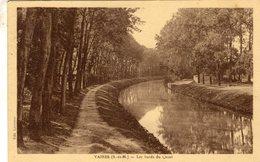 Vaires  -  Les Bords Du Canal  -   CPA - Vaires Sur Marne