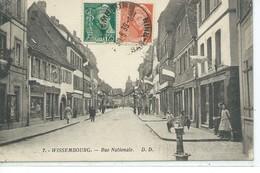 Wissembourg-Rue Nationale - Wissembourg