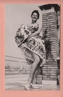 OLD PHOTO POSTCARD - FILM - MOVIE  STAR  -  CLAUDIA CARDINALE - Cartoline