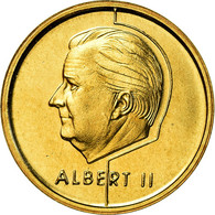 Monnaie, Belgique, Albert II, 5 Francs, 5 Frank, 1994, Bruxelles, SPL - 1951-1993: Baudouin I