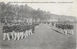 BILLOM Ecole Militaire - France