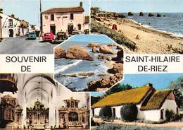 85 .n° 21576 . Saint Hilaire De Riez . Vue D Ensemble . Cpsm.10.5 X 15cm . - Saint Hilaire De Riez