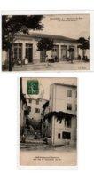 2 CPA Département 06. FALICON. ( VOIR SCAN ) - France