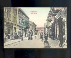 CPA  UKRAINE  Ternopil Ternopol Tarnopol Ulica Perla - Ukraine