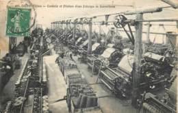 France - 69 - Cours - Corderie Et Filature D'une Fabtique De Couverture, Près De La Gresle, Thizy-les-Bourgs - Cours-la-Ville