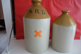 Cruche à Rhum Anglaise WW1  Petit Modèle - 1914-18