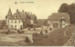 Château De Barcenal.   (2 Scans) - Ciney