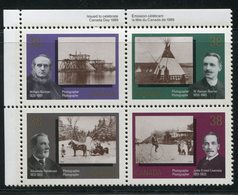 CANADA 1989 PHOTOGRAPHIES MNH MINT [MNH] LUXE ** - 1952-.... Reign Of Elizabeth II