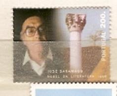 Portugal ** & Nobel Prize For Literature, José Saramago (208) - 1910-... Republic