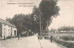 Wezemaal-Steenweg Van Aerschot. - Rotselaar