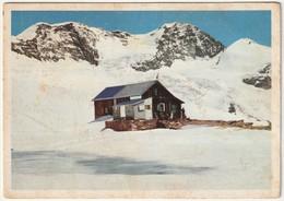 VALLE DI GRESSONEY - AOSTA - CAPANNA Q. SELLA - VIAGG. 1973 -45367- - Italia