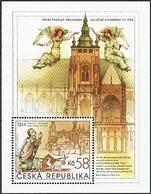 2014 CZECH St.Vitus Cathedral. S/S: 58 Kc - Blocks & Sheetlets