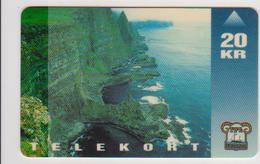 #13 - FAROE ISLANDS-01 - 20KR - Faroe Islands