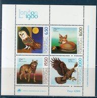 Portogallo 1980 -- Animali Dello Zoo Di Lisbona --**MNH - 1910-... Republic