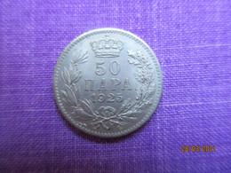 Serbie (Yougoslavie) 50 Para 1925 - Serbie