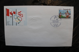 Canada Olympic Games Montreal 1976 Special Cancel Modern Pentathlon A04s - Summer 1976: Montreal