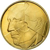 Monnaie, Belgique, 5 Francs, 5 Frank, 1993, SUP, Brass Or Aluminum-Bronze - 1951-1993: Baudouin I