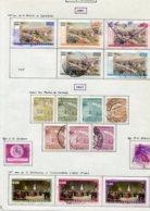 16802 VENEZUELA Collection Vendue Par Page PA 637A, 639A, 641A/41D, 642A, 744-754°sauf 747   1961-62  B/TB - Venezuela
