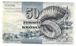 FAEROE50KRONUR2001P24UNC.CV. - Isole Faroer