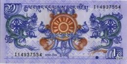Bhutan 1 Ngultrum (P27) 2006 -UNC- - Bhoutan