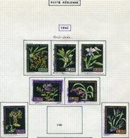 16803 VENEZUELA Collection Vendue Par Page PA 755/60, 762, 766/8, 769/76, 777°   1962  B/TB - Venezuela