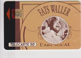 #13 - FRANCE-09 - FATS WALLER - Francia