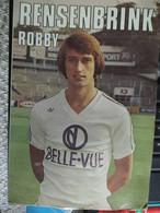 Robby Rensenbrink Anderlecht Gouden Schoen 1976 125 Blz - Libros, Revistas, Cómics