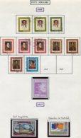 16812 VENEZUELA Collection Vendue Par Page PA 895/904, 907, 908, 909 *   1966   TB - Venezuela