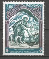 MONACO ANNEE 1974 956 NEUF** MNH - Nuovi