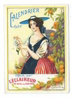 CALENDRIER 1926  L'ECLAIREUR - Calendriers