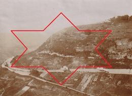 Photo Vers 1900 CONLIEGE - Ligne De Lons-le-Saunier à Champagnole, Train (A219, Ww1, Wk 1) - Autres Communes