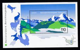 Nationalpark Berchtesgaden, 7 Blocks ** - [7] République Fédérale