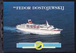 "MS ""Fedor Dostojewskij"" - Paquebots"