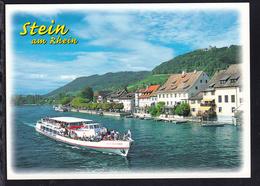 """MS """"Schaffhausen"""" In Stein Am Rhein - Steamers"""