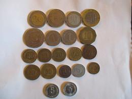 Lot Algérie 20 Pièces - Vrac - Monnaies