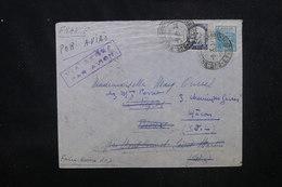 BRÉSIL - Enveloppe De Botafogo Pour La France En 1941, Affranchissement Plaisant - L 53054 - Briefe U. Dokumente