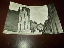 B759  Torremaggiore Foggia Via Nicola Fiani Viaggiata Pieghina Angolo - Altre Città