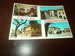 B759  Torremaggiore Foggia Saluti Viaggiata - Altre Città