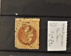 02 - 20 // France - Oblitération GC 4795 - Wautzenau - Bas Rhin - Indice 20 - Storia Postale (Francobolli Sciolti)