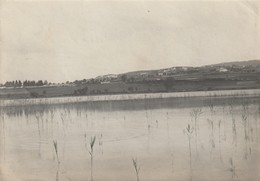 Photo Vers 1900 CLAIRVAUX-DU-JURA (les-Lacs) - Une Vue, Le Lac (A219, Ww1, Wk 1) - Autres Communes