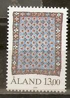 Aland 1993 Tapestry MNH ** - Aland