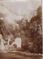 Photo Vers 1900 LA FRASNEE (près Clairvaux-les-Lacs) - Ruines De La Tuilerie (A219, Ww1, Wk 1) - Autres Communes
